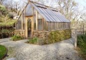 12x18 Tudor Greenhouse
