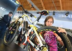 We spent five great days at the show and wanted to share the Eurobike atmosphere with you. Read the article here: http://www.welovecycling.com/blog/131422/video-the-eurobike-review-you-dont-want-to-miss/
