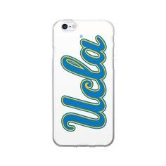 UCLA White Phone Case, Classic V1 - iPhone 6/6S