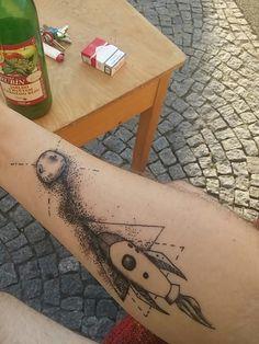 spaceshuttle tatto