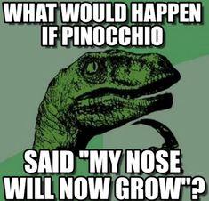 Paradox question