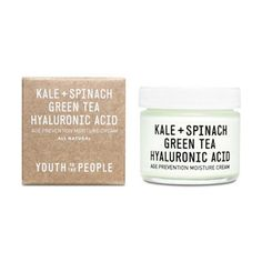Youth to the People - Age Prevention Moisture Cream | Superfoods in Makeup: What You Need to Know + Must-Have Products, check it out at http://makeuptutorials.com/superfoods-skincare-makeup-tutorials