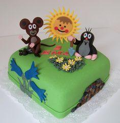 Cake Cookies, Amazing Cakes, Fondant, Cake Decorating, Birthday Cakes, Cake Ideas, Desserts, Food, Deserts