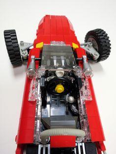 art, sculpture, lego, cars