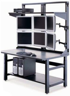 Heavyweight Network Rack System . $899.00. Heavyweight Network Rack System is designed to be a durable, flexible and ergonomic solution for today's high-tech workplaces. Its design is ideal for telecommunications, computer diagnostics and laboratories. Individual operators have the ability to adjust their workspace height and to custom build configurations for their individual tasks, the placement of tools, parts, air and vacuum services, and lighting. This will assur...