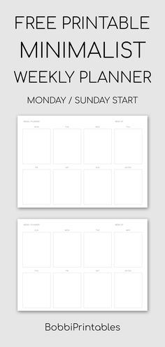 Printable Minimalist Weekly Planner Free Printable Minimalist Weekly Planner Get more photo about subject related with by looking at photos… , To Do Planner, Study Planner, Free Planner, Planner Layout, To Do Lists Printable, Printable Planner Pages, Free Weekly Planner Printable, Vinyl Diy, Weekly Planner Template
