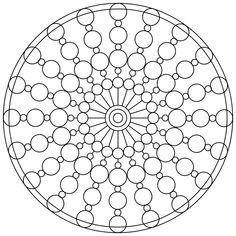 I really love coloring Mandalas! Lucky me, I found a special Mandala maker software! It's fun to create Mandalas! Rock Painting Patterns, Dot Art Painting, Mandala Painting, Mandala Drawing, Mandala Dots, Mandala Pattern, Pattern Art, Mandala Painted Rocks, Mandala Art Lesson