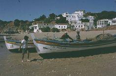 Algarve, Boat, Eyes, Dinghy, Boats, Ship