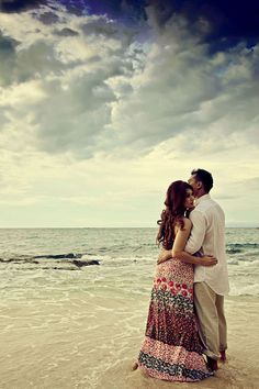 Pre-Wedding at Tegal Wangi Beach