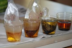 2. Are plastic bags impermeable? An iodine test.