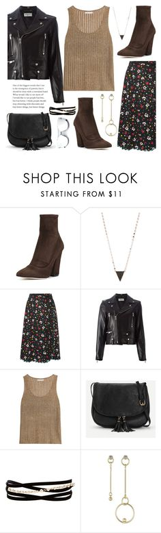 """Jacket#"" by fsjamazon ❤ liked on Polyvore featuring Lana, Marc Jacobs, Yves Saint Laurent, Alice + Olivia and Kenneth Jay Lane"