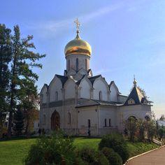 Собор Рождества Пресвятой Богородицы Саввино-Сторожевского монастыря г. Звенигород