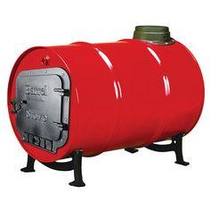 United States Stove Company Barrel Stove Kit