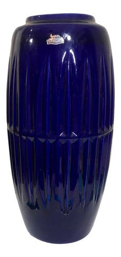 Shop vases at Chairish, the design lover's marketplace for the best vintage and used furniture, decor and art. Blue Pottery, Pottery Vase, Modern Traditional, Mid-century Modern, Glazes For Pottery, Glazed Pottery, Modern English, Mid Century Modern Decor, English House