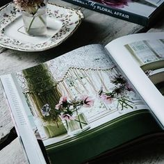 Snap by of My Floral Affair Shabby Chic Couture, Shabby Chic Decor, Daisy Mae, Simply Shabby Chic, New Books, Affair, Vintage Items, Lily, Floral