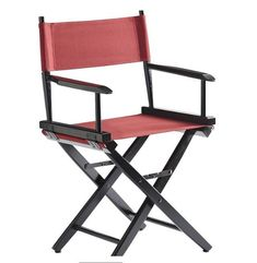 Used 1 Black Directoru0027s Chair Frame (blue Cover) For Sale In Los Angeles    Letgo