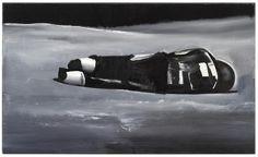 Untitled (2013) by Wilhelm Sasnal