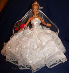Linda Barbie Mattel - R$ 115,00 no MercadoLivre