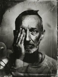 Ambrotype Collodion Wet Plate Photography by Daniel Samanns - Berlin Germany by Daniel Samanns, via Flickr