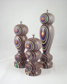 Wood artist Kim Dailey