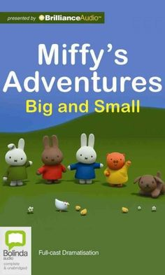 Miffy's Adventures Big and Small: Library Edition