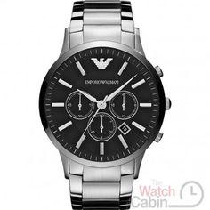 Buy Emporio Armani AR2460 Sportivo Mens Chronograph Watch Online.