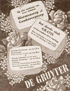 de Gruyter - reclame