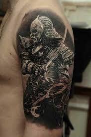 Afbeeldingsresultaat voor ver imagenes de tatuajes de samurais