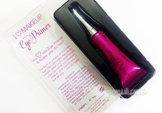 Review and Swatches on Makeup Revolution I ♡ Makeup Eye Primer Stay don't stray