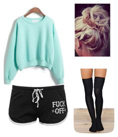 """Bedtime"" by carolyn-mae ❤ liked on Polyvore"