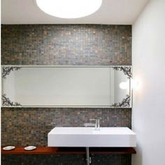 Moldura - adesivo para espelho