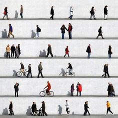 EKA SHARASHIDZE - WALL PEOPLE5