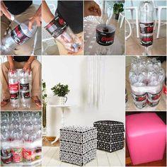 50 Super κατασκευές απο άχρηστα πλαστικά μπουκάλια {Μέρος 2ο}   Φτιάξτο μόνος σου - Κατασκευές DIY - Do it yourself