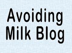 Great dairy-free blog.
