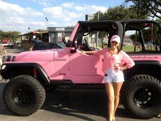 Girlly jeep