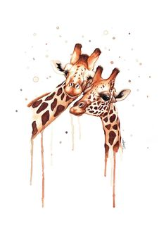 Giraffe Drawing, Giraffe Art, Cute Giraffe, Giraffe Pictures, Cute Animal Pictures, Cute Disney Wallpaper, Cute Cartoon Wallpapers, Cute Wallpaper Backgrounds, Wallpaper Iphone Cute