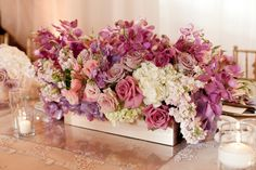 25 Stunning Wedding Centerpieces - Part 4 - Belle The Magazine