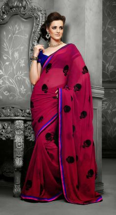 GET this Bollywood Sarees LOOK