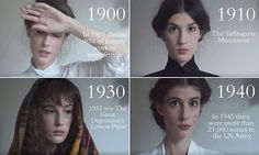 Blogger hits out at 'stereotypical' beauty through the ages clips