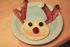Reindeer Pancakes!