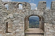Lechtal: Burg Ehrenberg