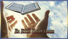 En Etkili Hacet Duası