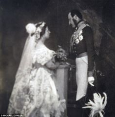 Queen Victoria & Prince Albert, They loved each other so much...He convinced her that new ideas had to be implemented...