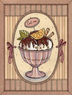 bakery by Natalia Tyulkina, via Behance