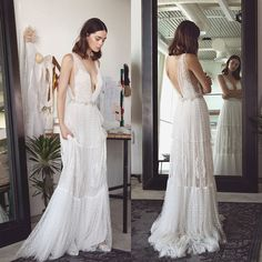 I found some amazing stuff, open it to learn more! Don't wait:https://m.dhgate.com/product/2017-lihi-hod-bohemian-lace-wedding-dresses/399595476.html
