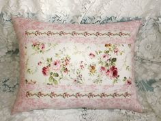 Shabby Chic Romantic Decor Pink Rose by dreamcottageboutique