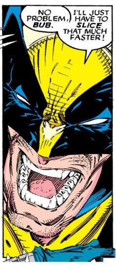 Wolverine, X-men by Jim Lee Wolverine Cosplay, Wolverine Art, Logan Wolverine, Comic Books Art, Comic Art, Book Art, Hq Marvel, Marvel Comics, Jim Lee Art