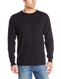 Men's Clothing - Jerzees Mens LongSleeve TShirt >>> Continue to the product at the image link. (This is an Amazon affiliate link)