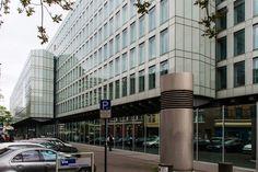 70er Jahre Architektur (4 Scheiben Haus WDR)