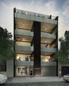 AMBA - Residenciales entre medianeras - Página 370 - SkyscraperCity CONCEPCION ARENAL 3578 COLEGIALES
